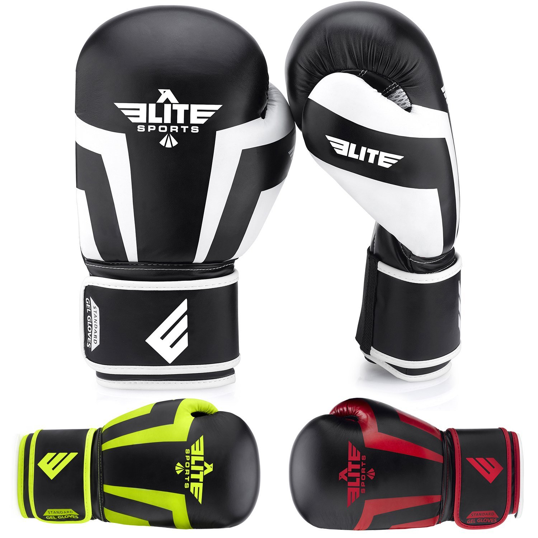 Kick Boxing Gloves Pad Punch Target Bag MMA Karate Muay Thai Training Equipment